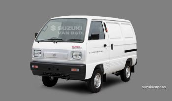 xe tải van suzuki blind van